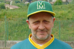 Sport - Baseball - Montefiascone - Under 12 - Il manager Roberto Fortunati