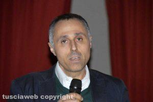 Tarquinia - Il restauratore Davide Rigaglia