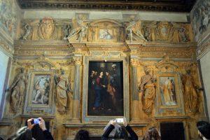La cappella Palatina di palazzo dei Priori