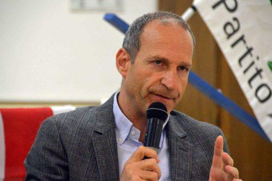 L'assessore Claudio Di Berardino