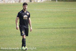 Sport - Calcio - Viterbese - Diego Cenciarelli