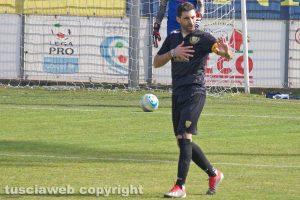 Sport - Calcio - Viterbese - Simone Sini