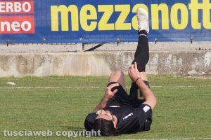 Sport - Calcio - Viterbese - Simone Palermo