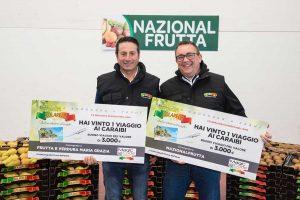 Giorgio Fioco di Frutta e verdura Maria Grazia e Marzio Marzi di Nazional frutta