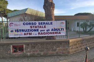 Tarquinia - Corso serale al Cardarelli