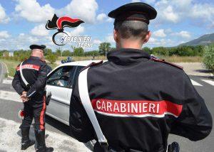 Carabinieri - Posto di controllo