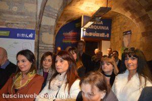 Tarquinia - La presentazione del candidato sindaco Alessandro Giulivi