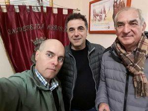 Tarquinia - Università di agraria - Sacripanti, Tosoni, Natali