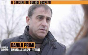 Popolo Sovrano - Il programma di Rai2 su Mammagialla - Danilo Primi