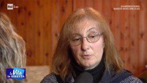 Il Giallo di Ronciglione alla Vita in diretta - Caterina Acciardi, madre di Maria Sestina Arcuri