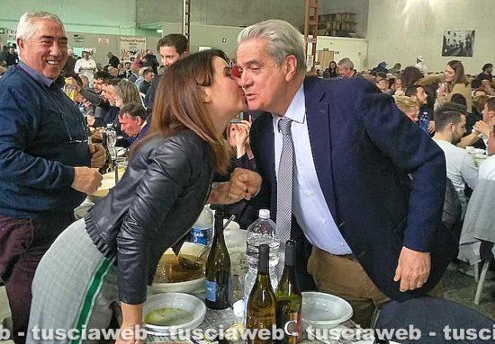 Claudia Nunzi e Giovanni Arena