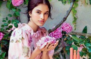 Vitorchiano - Lo spot di Dolce & Gabbana al giardino delle peonie