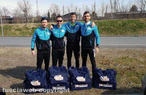 Sport - Atletica - La squadra At Running