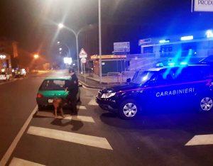 Viterbo - I controlli dei carabinieri