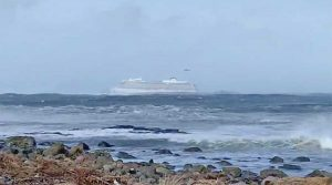 Norvegia - La nave da crociera Viking Sky in avaria