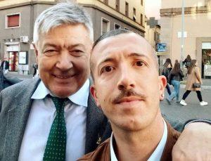 Umberto Fusco e Giovanni Congedi