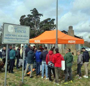 L'iniziativa dell'Unitus Agraria