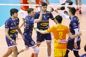 Sport - Volley - Tuscania - Cuneo