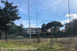 Sport - Calcio - Il campo dell'Ellera