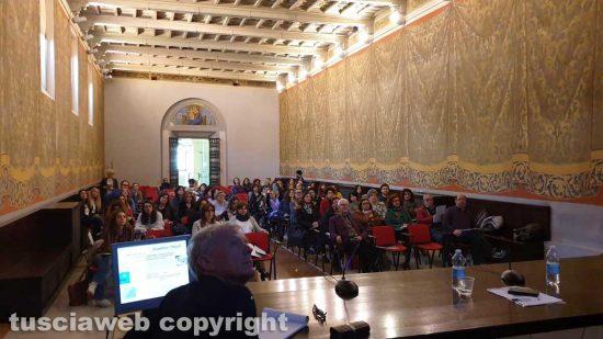 Viterbo - Il convegno sulla dislessia del centro studi Itard e Irase Uil scuola Rua