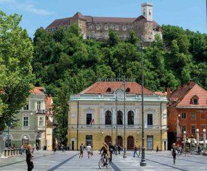 Lubiana - Castello