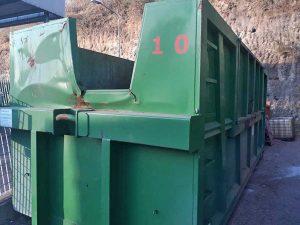 Vetralla - Ecocentro la Botte - Contenitori per i rifiuti speciali