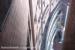 Viterbo - Belcolle - Il corridoio esterno