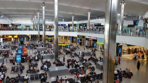 Londra - L'aeroporto di Heathrow