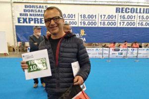 Sport - Atletica leggera - Franco Lombardi della Fulgur Tuscania