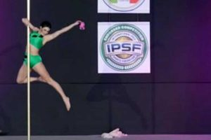 Sport - Pole dance - Noemi Monaldi