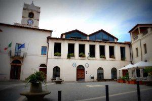 Montalto di Castro - Il palazzo Comunale