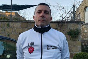 Sport - Calcio - Fulgur Tuscania - Il direttore generale Agostino Filippi