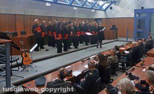 Tribunale - La corale Santa Margherita