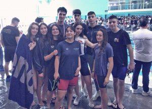 Sport - Nuoto - I ragazzi della piscina di Viterbo