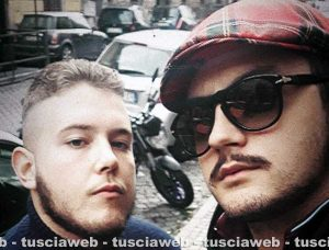 Riccardo Licci e Francesco Chiricozzi
