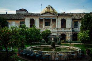 Roma - Casa di riposo San Francesca Romana