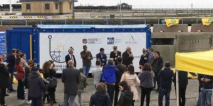 Il progetto Fishing for litter