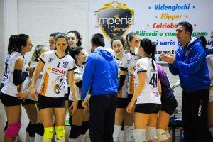Sport - Pallavolo - Vbc Viterbo - Le viterbesi in campo