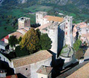 Ciciliano - Castello Theodoli