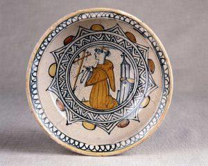 La ciotola con San Francesco d'Assisi