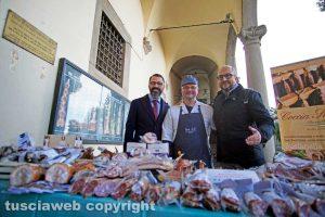 Viterbo - Andrea De Simone e Mauro Rotelli