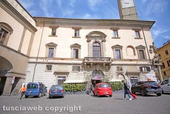 Viterbo - Il palazzo del Podestà