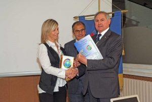 Viterbo - La riunione mensile del Panathlon club