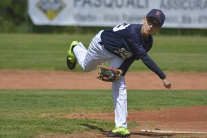 Sport - Baseball - Rams Viterbo - Emanuele Ceccariglia