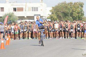 Sport - Il Triathlon sprint