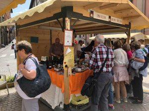 Viterbo - Camera di commercio - Piacere etrusco