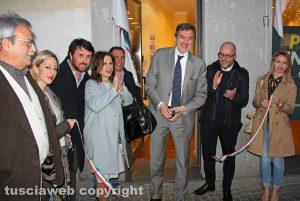 Viterbo - FdI - L'inaugurazione de comitato elettorale Europee