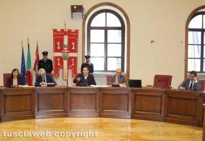 Viterbo - Consiglio provinciale