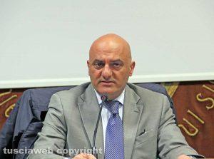 Eugenio Stelliferi, presidente della Comunità montana dei cimi