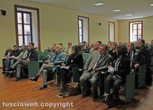 Tra il pubblico in sala anche il consigliere regionale Enrico Panunzi